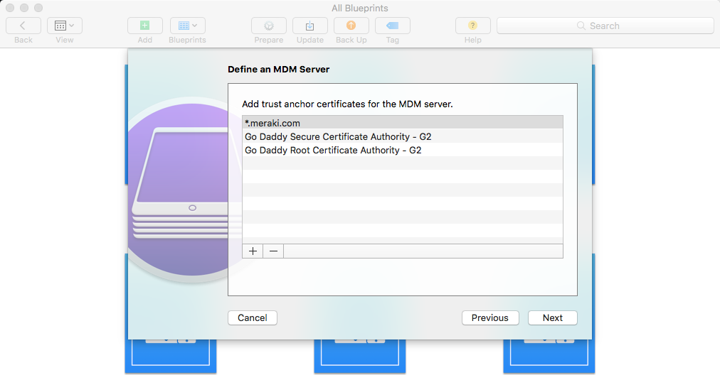 Using Configurator 2 to prep iOS for CSC – Security of